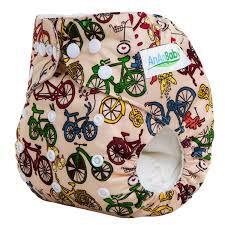 Fralda Bicicleta em Pull - Ananbaby
