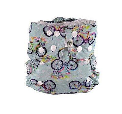 Fralda Ecológica Nova Era Baby  - Bicicletas