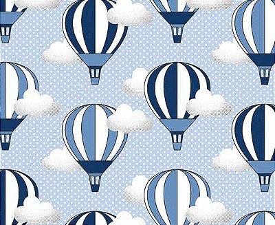 Sacola impermeável Balões