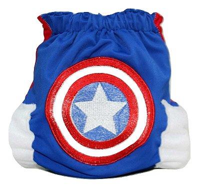 Capitão América - Lele Eco