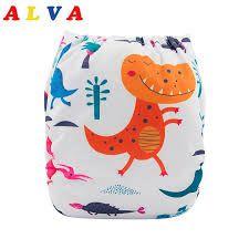 Fralda Dinossauro - Alvababy