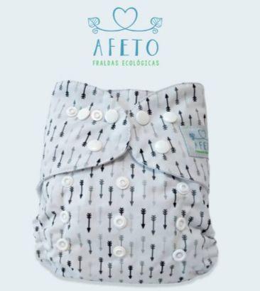 Flechas - Afeto - Acompanha absorvente de meltom 6 camadas