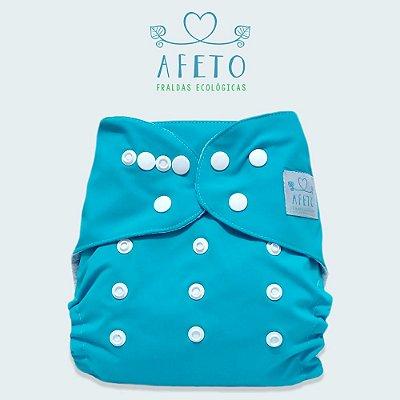 Azulzinha- Afeto - Acompanha absorvente de meltom 6 camadas