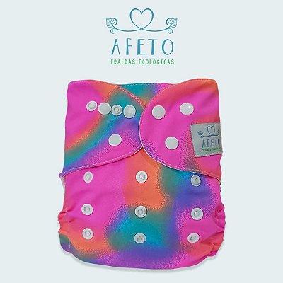 Coloridona- Afeto - Acompanha absorvente de meltom 6 camadas