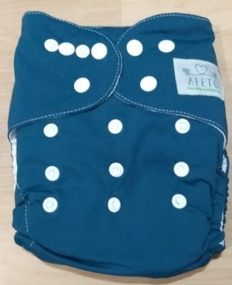 Azulão - Afeto - Acompanha absorvente de meltom 6 camadas