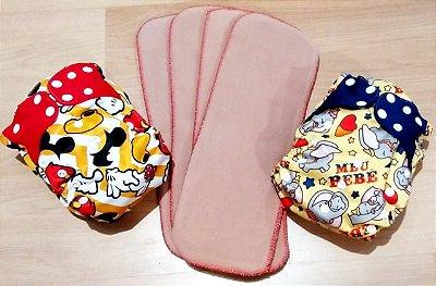 Kit Mickey e Dumbo - Kape