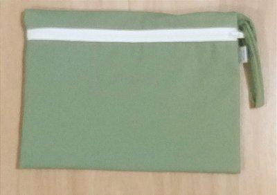 Sacola Impermeável Verde