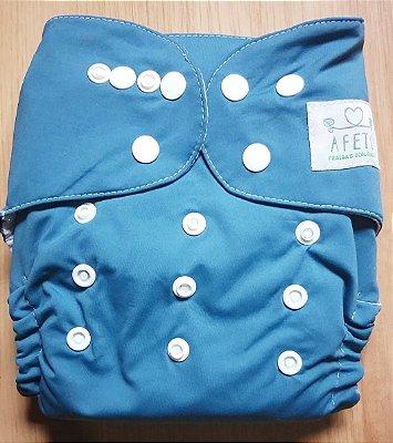 Azulão Mar- Afeto - Acompanha absorvente de meltom 6 camadas