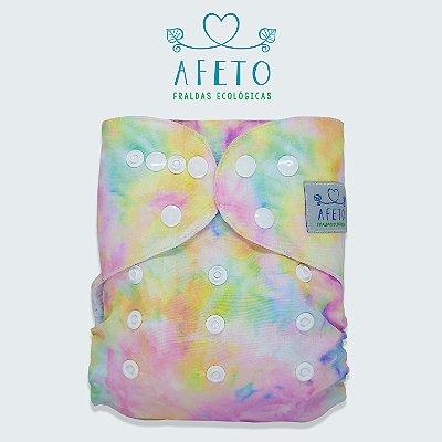 Color Nuvens  - Afeto - Acompanha absorvente de meltom 6 camadas