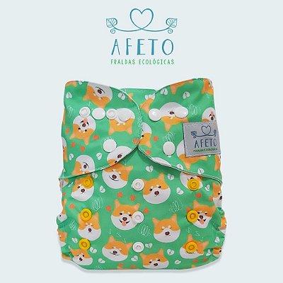 Doguinhos  - Afeto - Acompanha absorvente de meltom 6 camadas