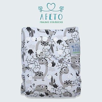 Dinos  - Afeto - Acompanha absorvente de meltom 6 camadas