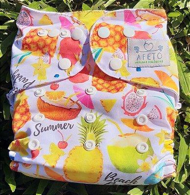 Summer  - Afeto - Acompanha absorvente de meltom 6 camadas