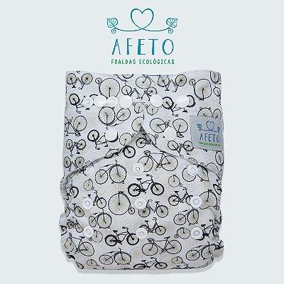 Bicicletas  - Afeto - Acompanha absorvente de meltom 6 camadas