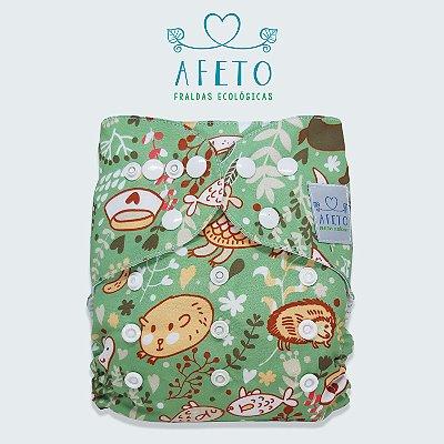 Florestinha - Afeto - Acompanha absorvente de meltom 6 camadas