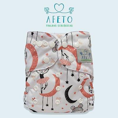 Bailarinas - Afeto - Pull - Acompanha absorvente de meltom 6 camadas.