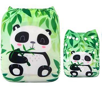 Fralda Panda  - Alvababy