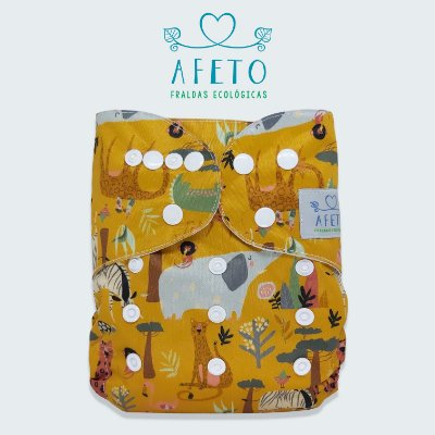 Savana  - Afeto - Pull - Acompanha absorvente de meltom 6 camadas.