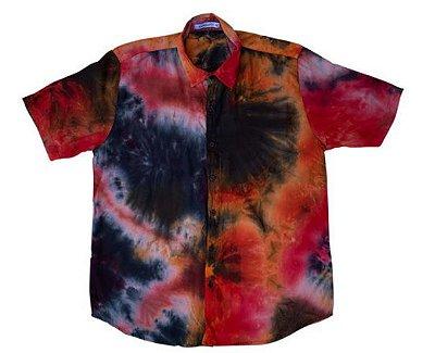 Camisa Tie Dye Kamizahia
