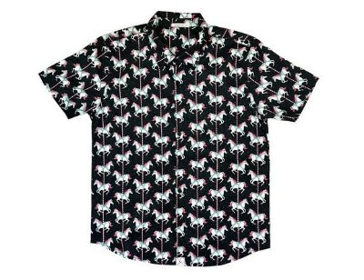 Camisa Kamizahia Unicornio