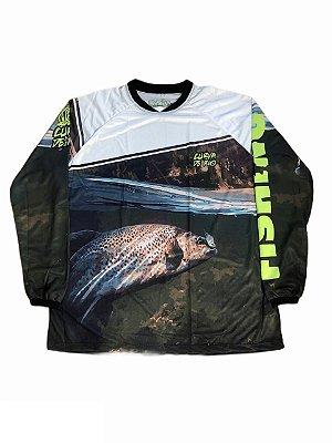 Camisa Pesca Curva de Rio 001