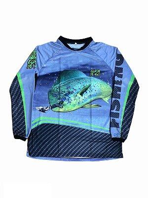 Camisa Pesca Curva de Rio 005
