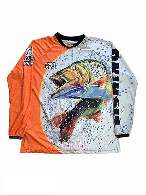 Camisa Pesca Curva de Rio 020