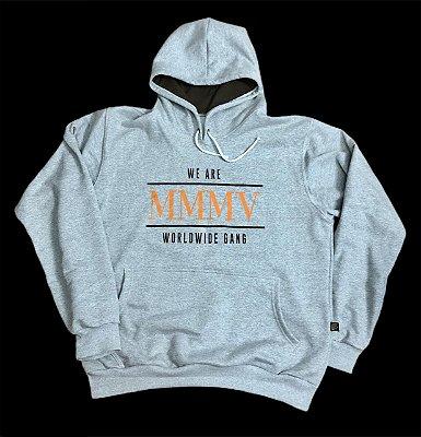 Moletom MMMV We Are MMMV Mescla
