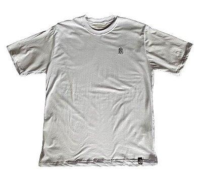 Camiseta Branca  MMMV Bordado