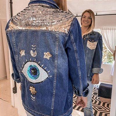 Jaqueta Jeans Aurora