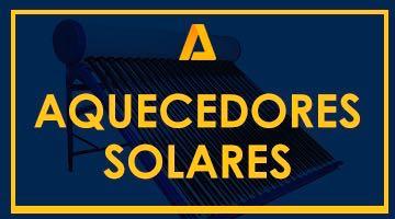 mini banner aquecedor solar