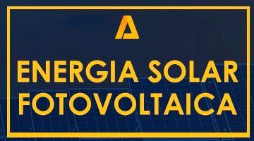 mini banner solar fotovoltaica aquelux