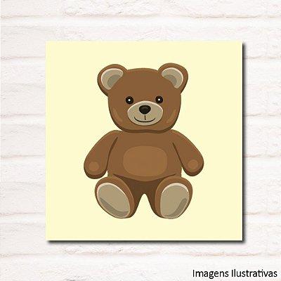 Quadro Infantil Urso