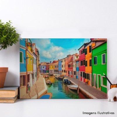 Quadro Decorativo Veneza 2