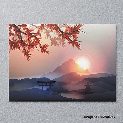 Quadro Decorativo Nascer do Sol
