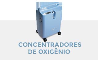 Concentradores de Oxigênio