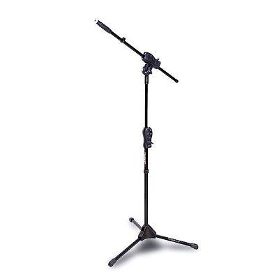 Pedestal Microfone Girafa Mini IBOX SMINI