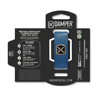Damper IBOX Couro MD Azul