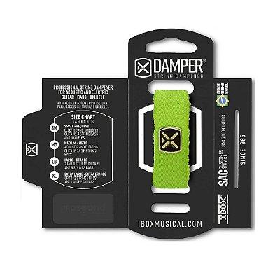 Damper IBOX Poliéster MD Verde