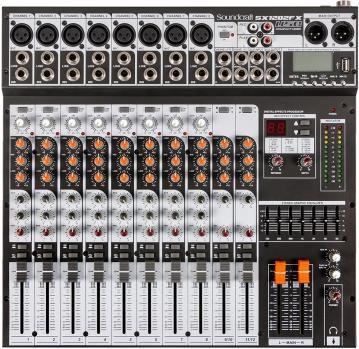 Mesa de Som SX1202FX USB SOUNDCRAFT