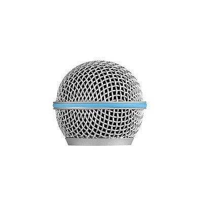 Globo Microfone SHURE BETA 58 RK265G