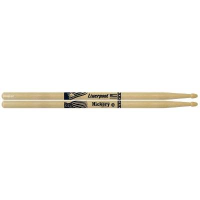 Baqueta Liverpool American Wood Series HY 5BM Hickory