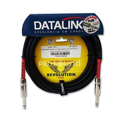 Cabo P10 P10 Datalink Revolution Line Silent 0,75 mm² 5 metros