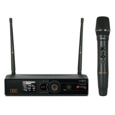 Microfone Sem Fio Kadosh K-501M