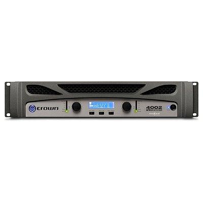 Amplificador Potência Crown XTI 4002
