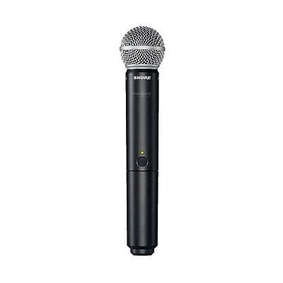 Bastão Microfone Sem Fio Shure BLX2/SM58 J10