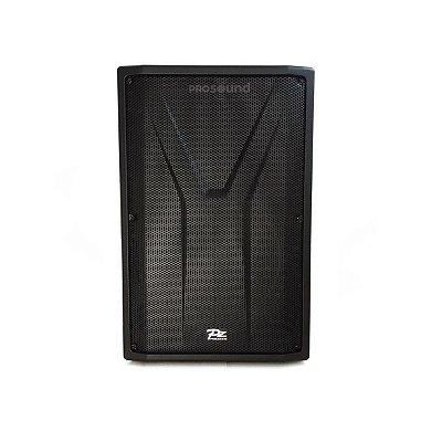 Caixa Som Ativa PZ Pro Audio YAC 12A 400W RMS
