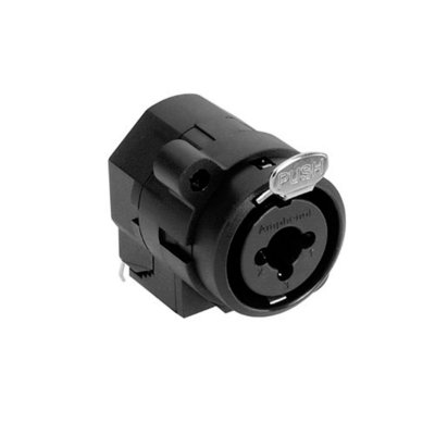 Conector ACJC6S/N Combo Painel AMPHENOL