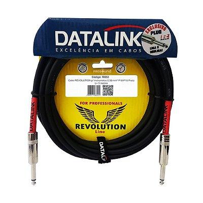 Cabo P10 P10 Datalink Revolution Line Silent 0,50 mm² 5 metros