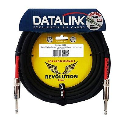 Cabo P10 P10 Datalink Revolution Line Silent 0,50 mm² 7 metros