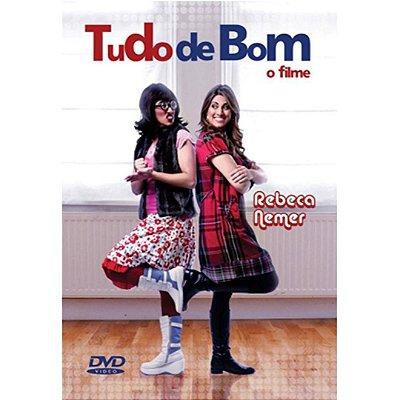 DVD Tudo de Bom O Filme